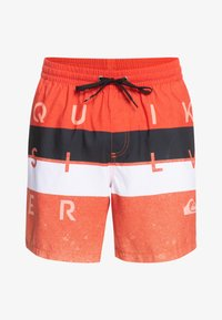 Quiksilver - WBLCKVLY - Swimming shorts - pureed pumpkin - 3