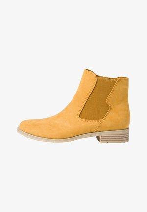 Boots à talons - saffron