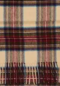 Johnstons of Elgin - 100% Cashmere Tartan Scarf - Sciarpa - hessian dress steward - 3