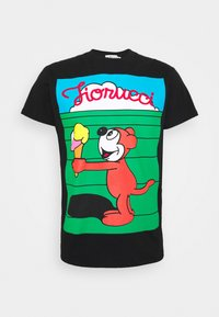 Fiorucci - MEN'S ICE CREAM TEE - Camiseta estampada - black - 4