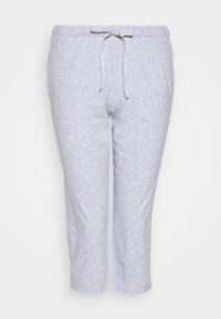Triumph - CAPRI SET - Pyjamas - grey combination - 2