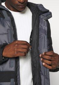 The North Face - HIMALAYAN INSULATED PARKA - Winter coat - vanadis grey - 5