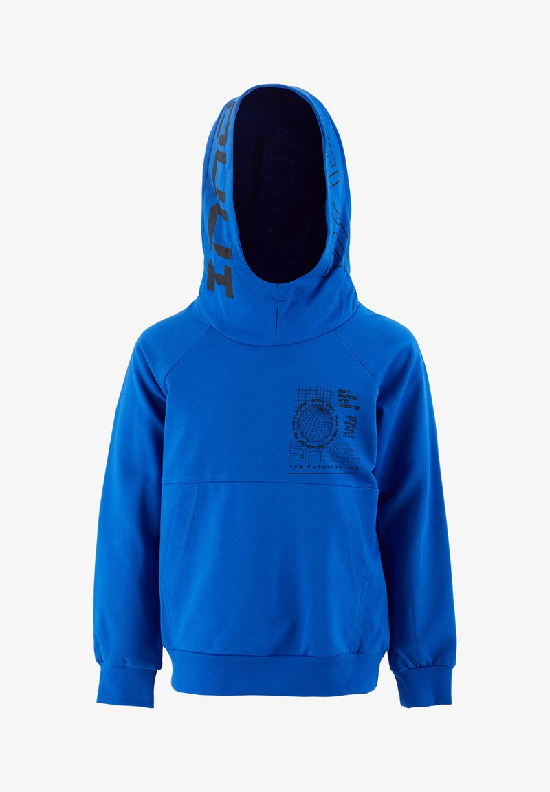 DeFacto - Hoodie - blue