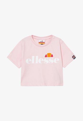 NICKY - Print T-shirt - light pink