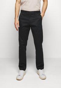 Banana Republic - AIDEN - Trousers - black - 0