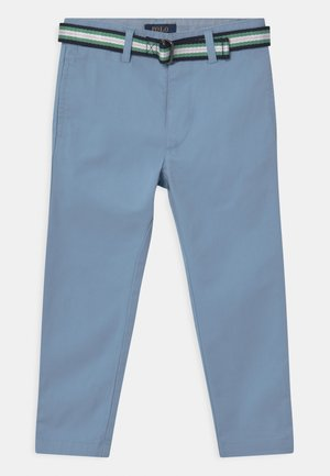 Chinos - chambray blue