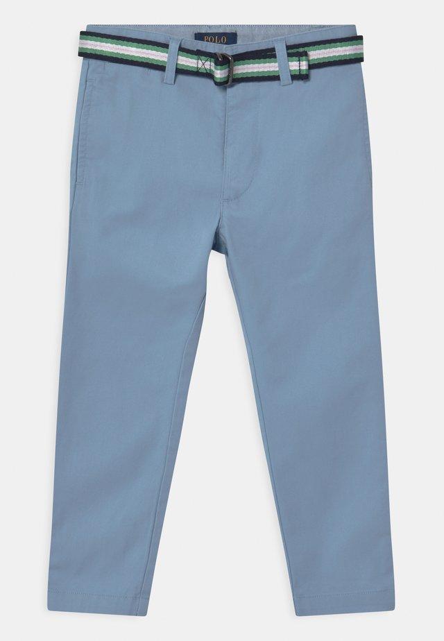 Chinos - chambray blue