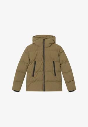 KUVIK  - Zimní bunda - khaki