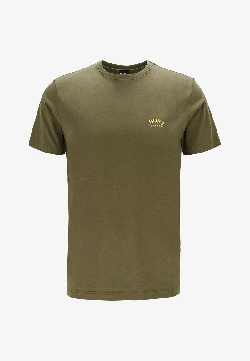 BOSS - T-shirt basique - dark green