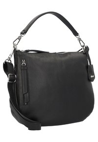Abro - JUNA  - Handbag - black/nickel - 3