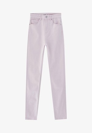 Jeans Skinny Fit - pink