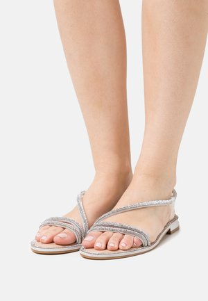 WICOREBETH - Sandals - silver