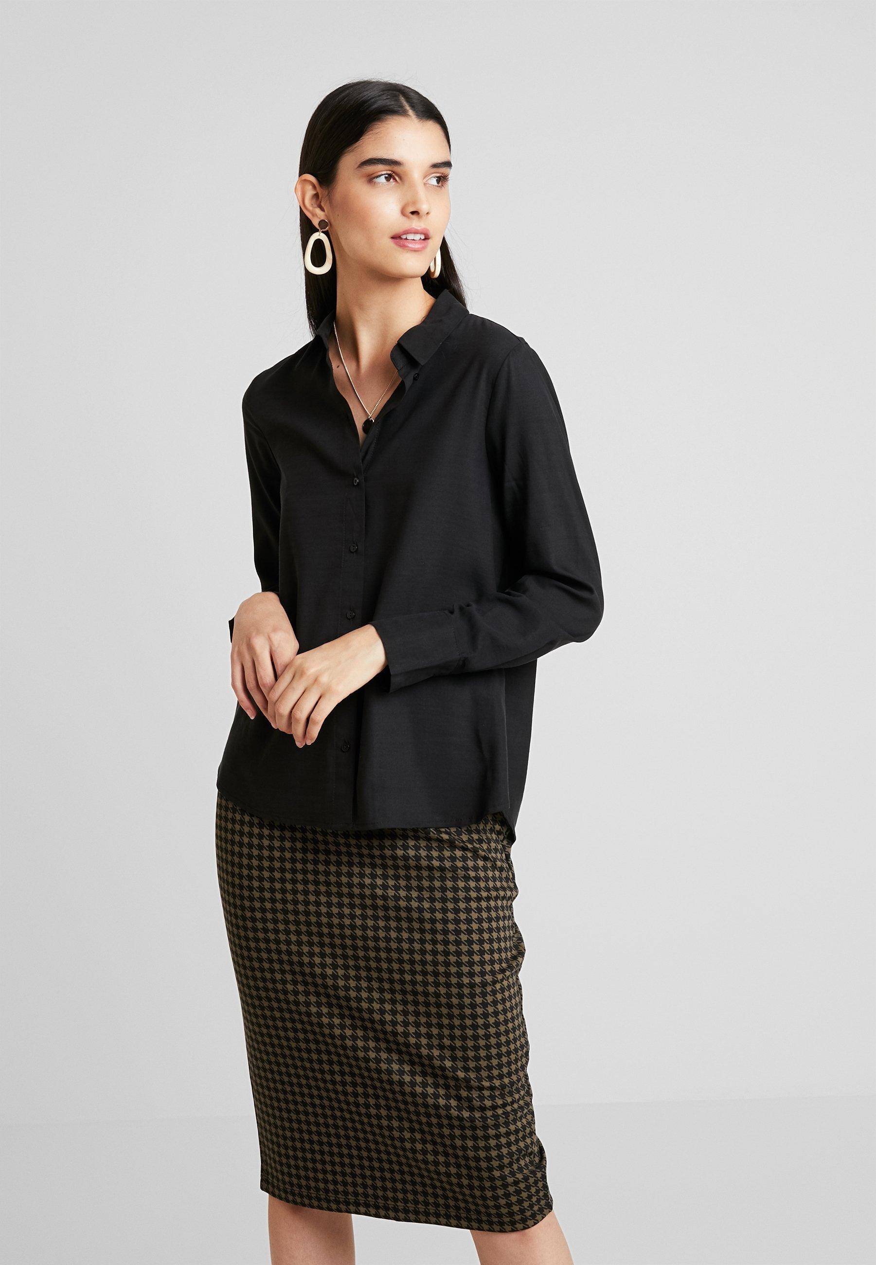 Women VMTANYA - Button-down blouse