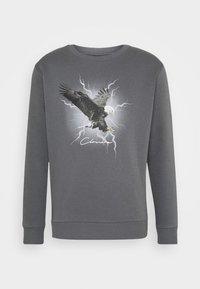 CLOSURE London - EAGLE CREW - Sweatshirt - anthrazit - 3