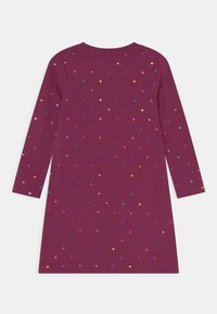 happy girls - SEQUIN - Day dress - berry - 1