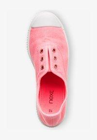 Next - Tenisky - pink - 1
