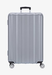 Stratic - PILLAR - Wheeled suitcase - silver - 0