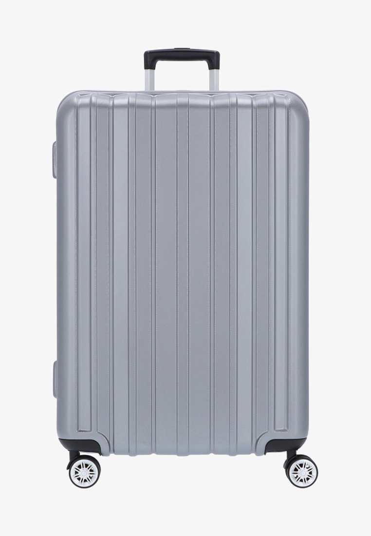 Stratic - PILLAR - Wheeled suitcase - silver