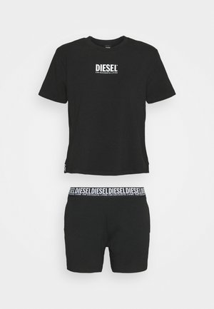 UFSET ELO SHAN SET - Pyjamas - black