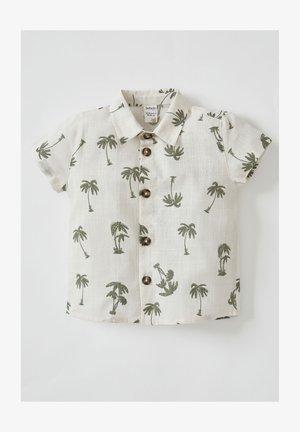REGULAR FIT  - Shirt - ecru