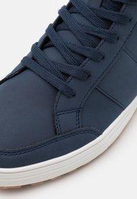 Pier One - Sneakers alte - dark blue - 5