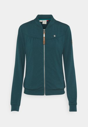 KENIA - Cardigan - dark green