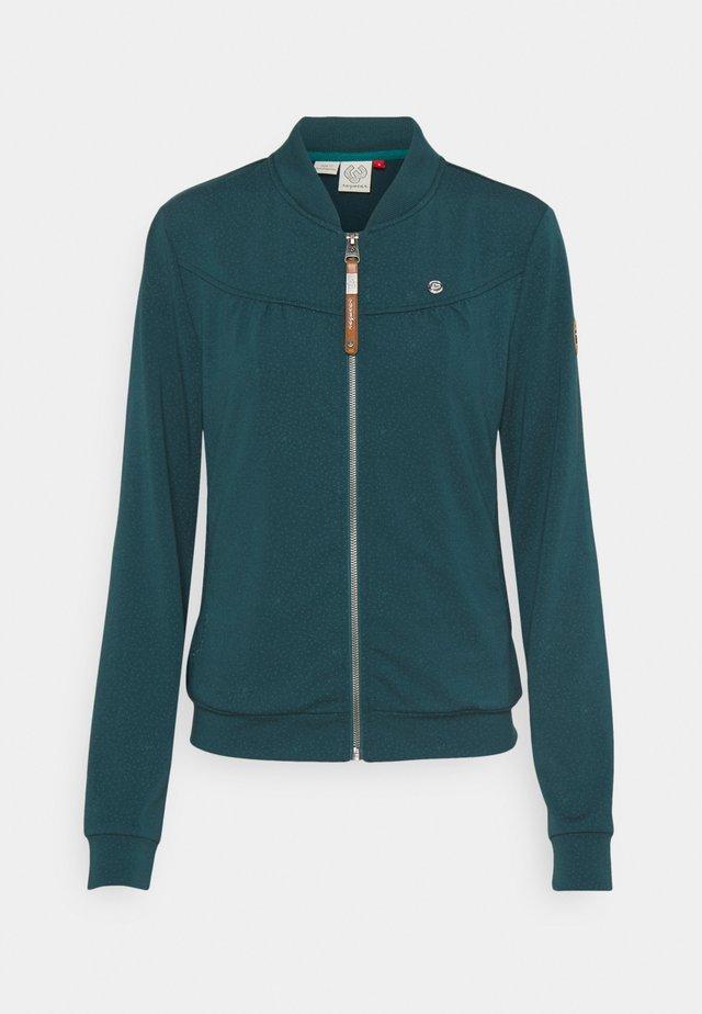 KENIA - Vest - dark green