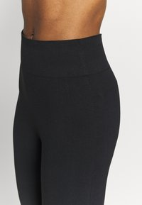 South Beach - GRADIENT HIGH WAIST - Medias - black