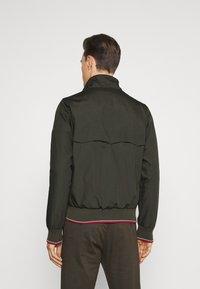 HARRINGTON - MICK - Summer jacket - khaki - 2