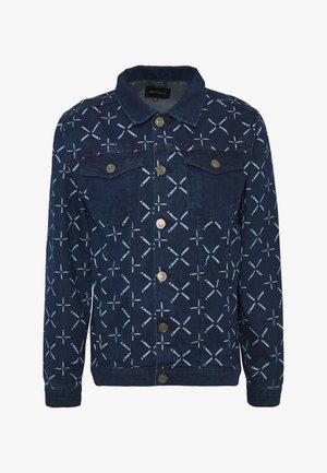NAROCCO - Džínová bunda - blue denim