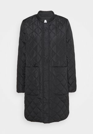 SLFFILLIPA QUILTED COAT - Bombejakke - black
