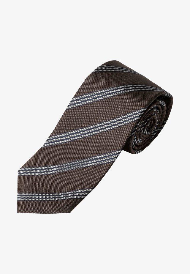 Cravate - bruin