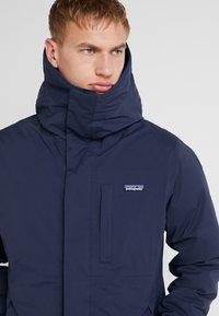 Patagonia - FROZEN RANGE 2-IN-1 - Down jacket - neo navy - 4