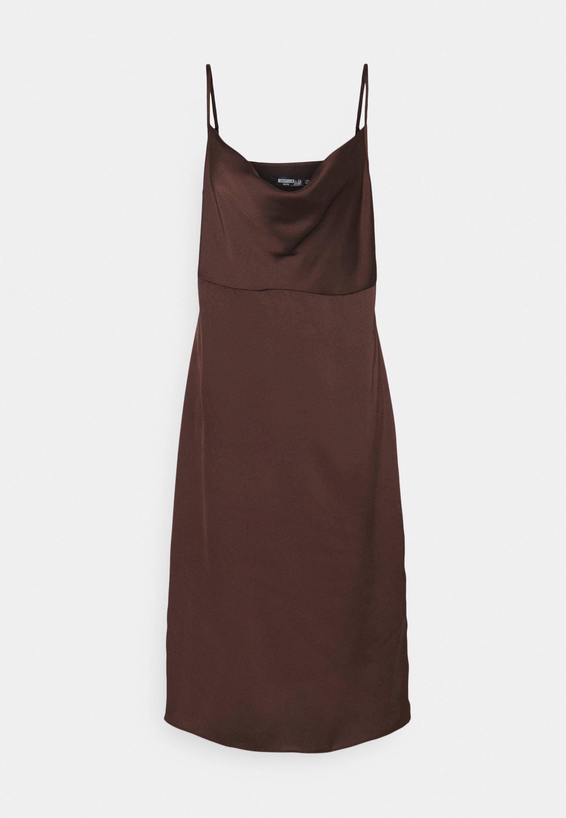Damen CAMI COWL SLIP MIDI DRESS - Cocktailkleid/festliches Kleid