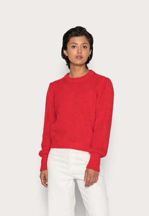 MCASSIS - Sweter - rouge vif