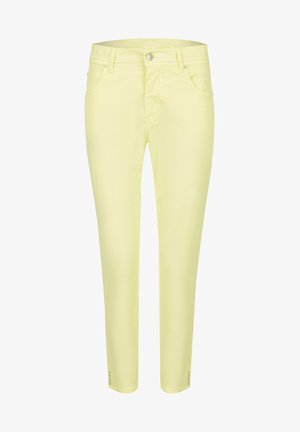 ORNELLA DECOR - Slim fit jeans - gelb