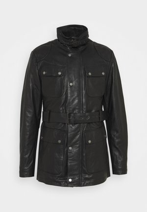 GARRET - Short coat - black