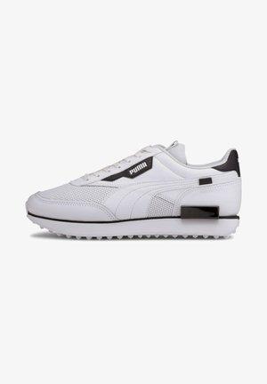 PUMA FUTURE RIDER CONTRAST - Trainers - puma white-puma black