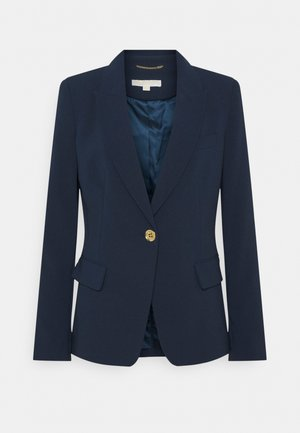 FITTED  - Blazer - midnightblue