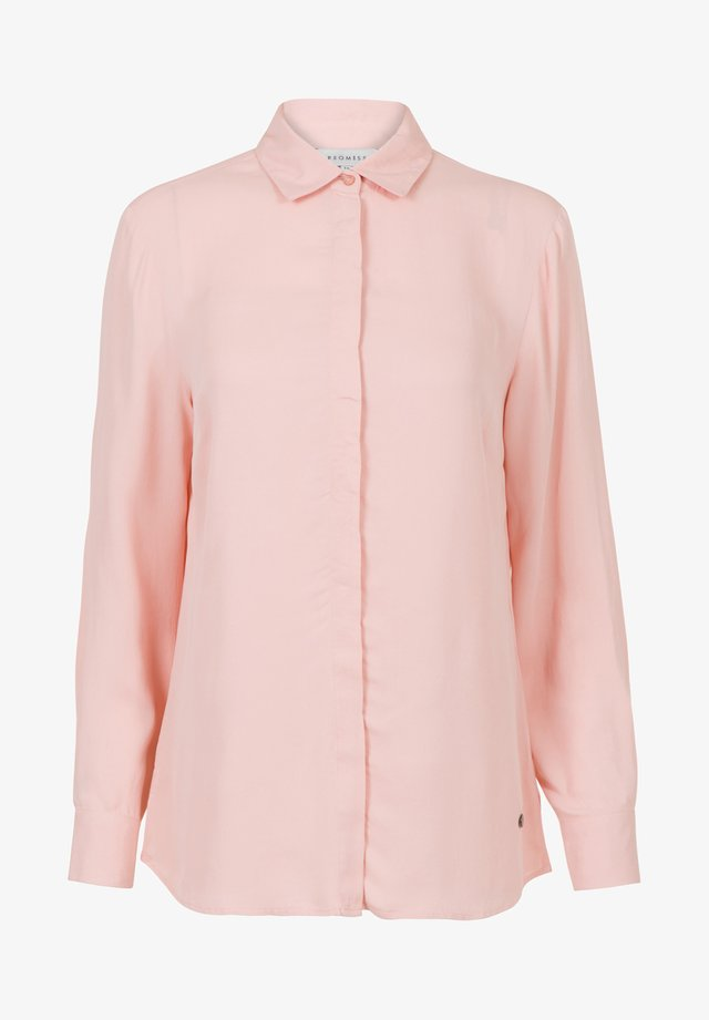 TAPI - Button-down blouse - old rose