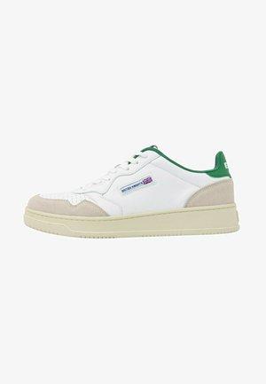 NOORS - Zapatillas - white/green