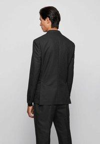 BOSS - RAYE - Blazer jacket - black - 2