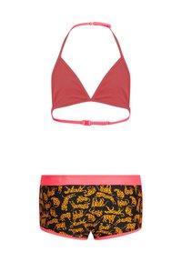 WE Fashion - MET PANTERDESSIN - Bikini - multi-coloured - 1