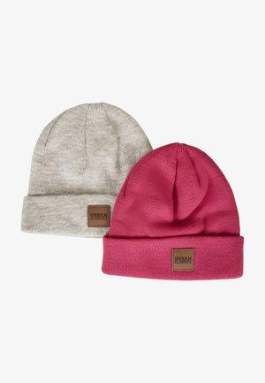 2PACK - Muts - pink/heatherwhite