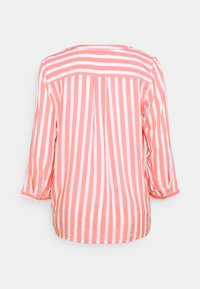 TOM TAILOR - Blouse - peach offwhite - 1