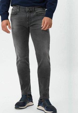 STYLE CHRIS - Slim fit jeans - patina black used