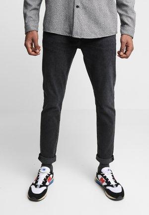 EVOLVE - Slim fit jeans - black