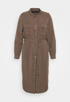VMSALLY LONG DRESS - Shirt dress - bungee cord