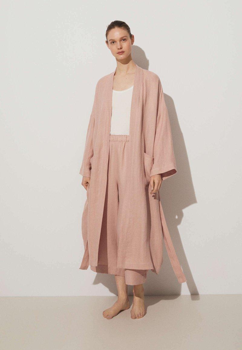 OYSHO - Accappatoio - light pink