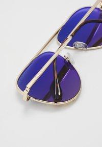 QUAY AUSTRALIA - HIGH KEY - Sunglasses - gold-coloured/blue/orange - 2